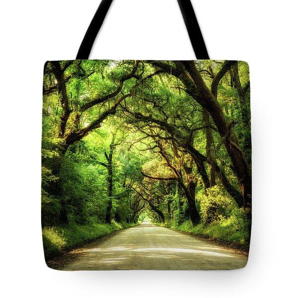Botany Bay Road Tote Bag