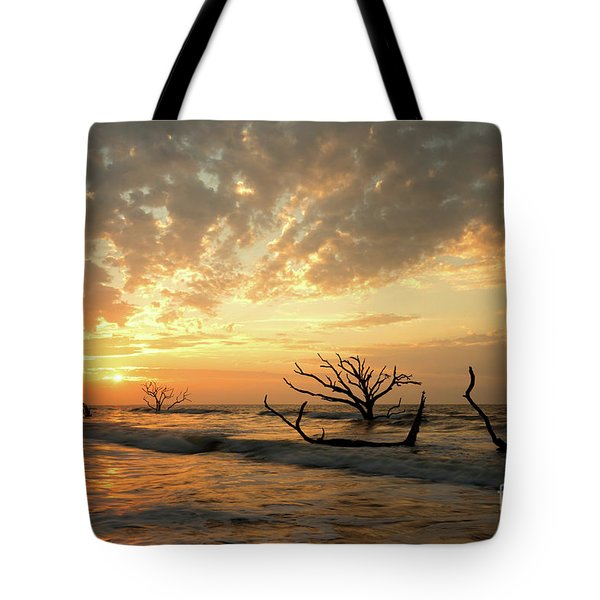 Botany Bay Sunrise Tote Bag