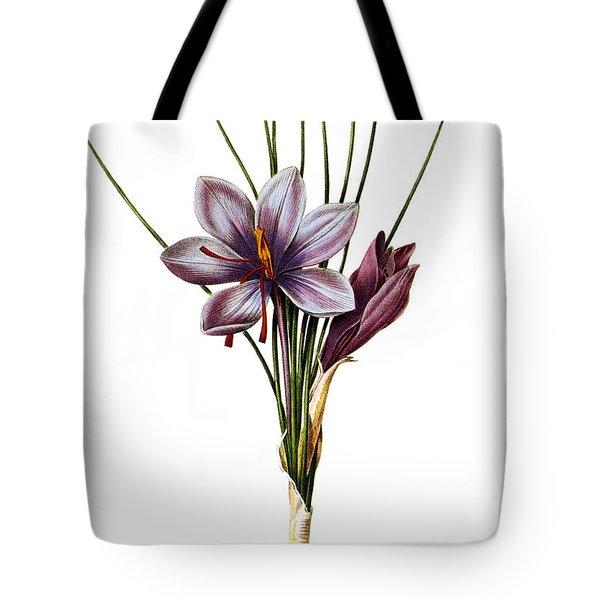 Botany: Saffron Tote Bag by Granger
