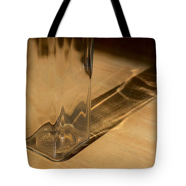 Bottle And Shadow 0925 Tote Bag
