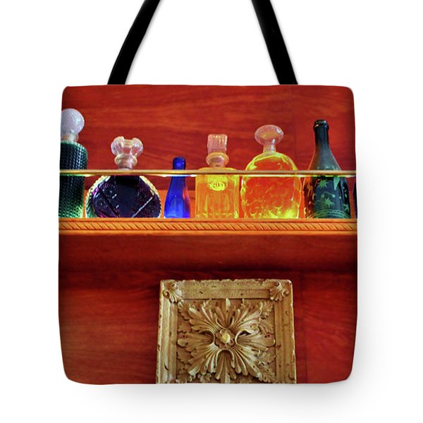 Bottle Styles Tote Bag