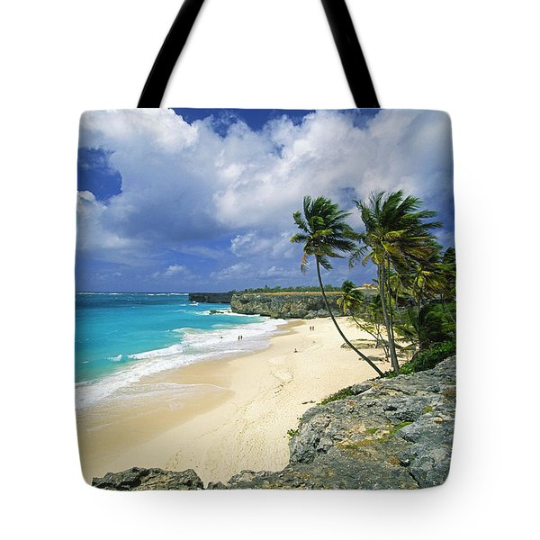 Bottom Bay, Barbados Tote Bag