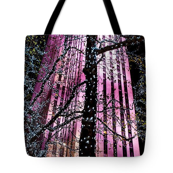 Bottom Of The Rock Tote Bag