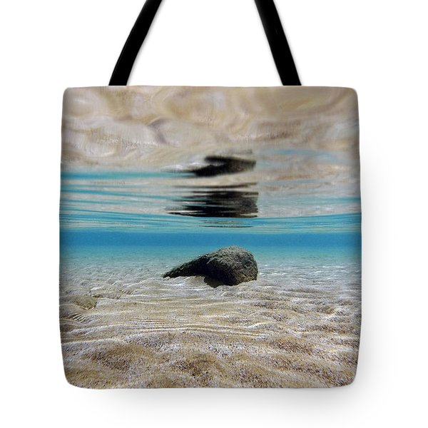 Bottom Rock Tote Bag