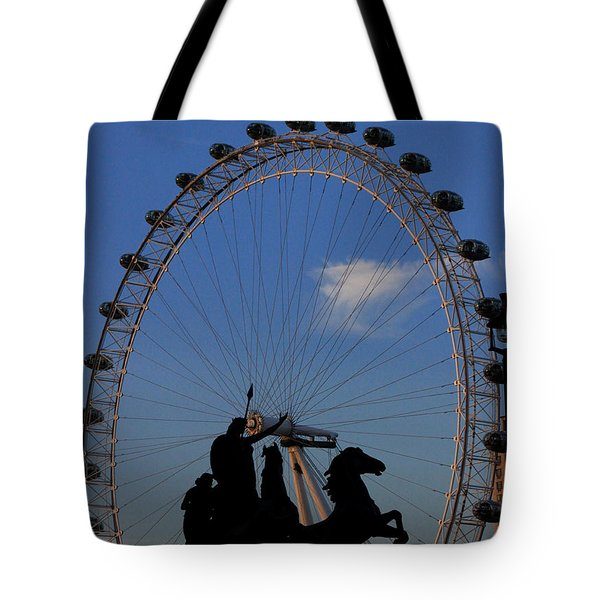 Boudicca's Eye Tote Bag