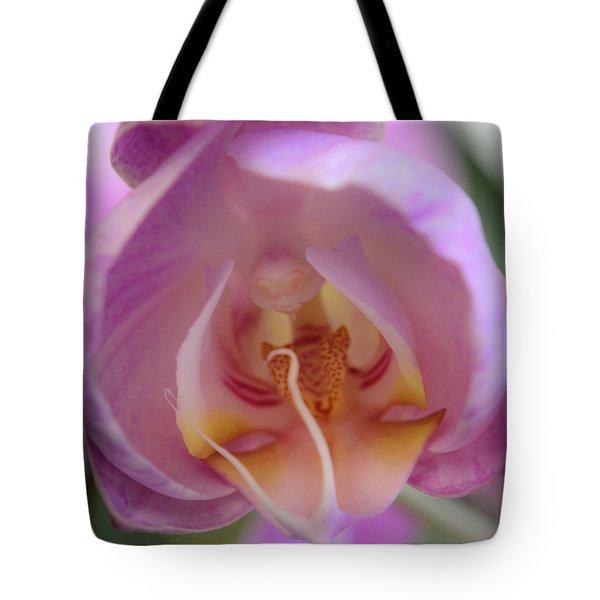 Boudoir Orchid Tote Bag