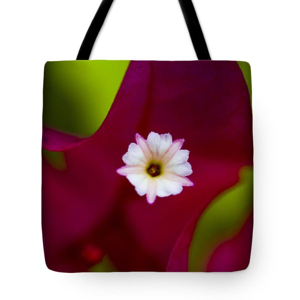 Bougainvillea Tote Bag by Marlo Horne