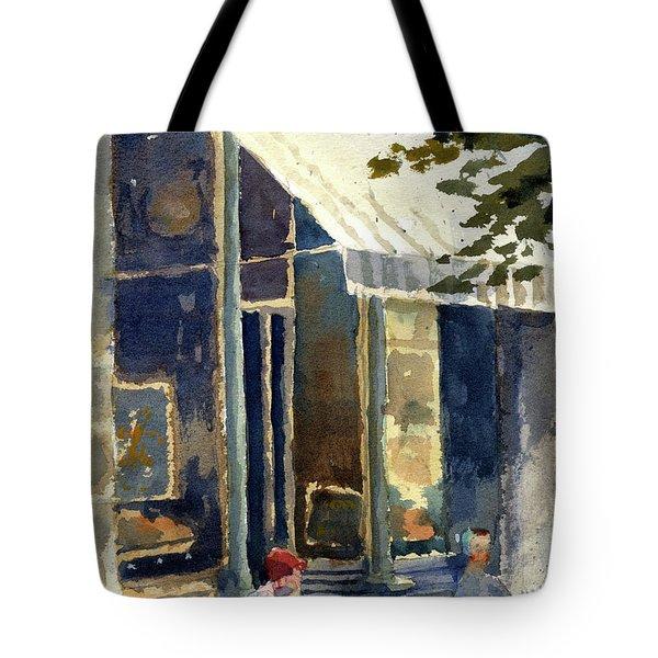 Boulangerie Du Monde, Cedarburg Tote Bag