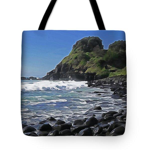 Boulder Beach Tote Bag by Dennis Cox WorldViews