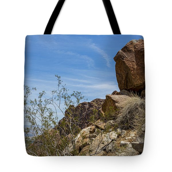 Boulder Tote Bag
