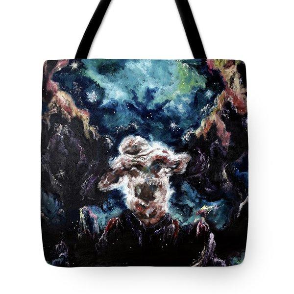 Bound Tote Bag by Cheryl Pettigrew
