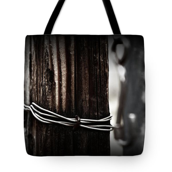 Bound  Tote Bag by Mark Ross