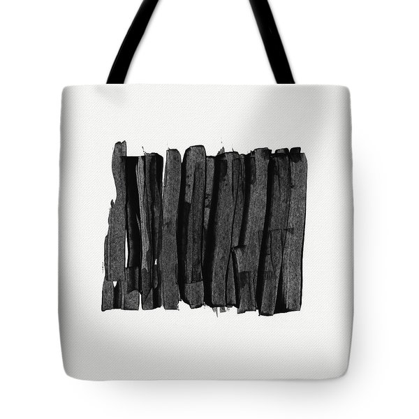 Boundaries- Art By Linda Woods Tote Bag by Linda Woods