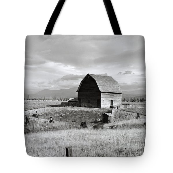 Boundary City Tote Bag by Photo Researchers