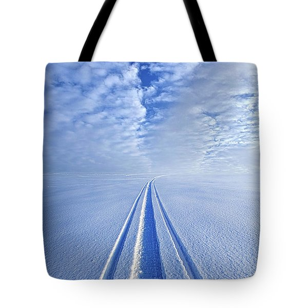 Boundless Infinitude Tote Bag