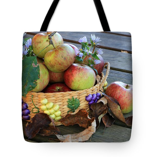 Bountiful Harvest Tote Bag
