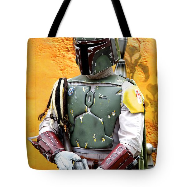 Bounty Hunter Tote Bag