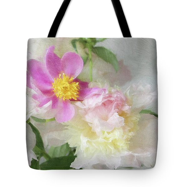 Bouquet 5 Tote Bag