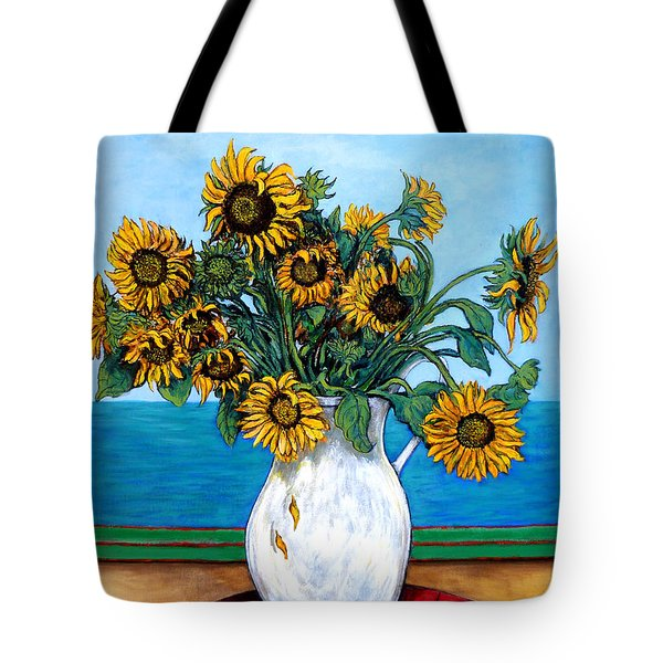 Bouquet Of Beauty Tote Bag by Tom Roderick