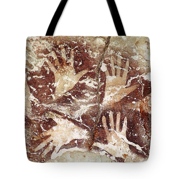 Bouquet Of Hands - Ilas Kenceng Tote Bag