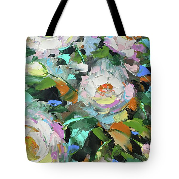 Bouquet Of Peonies  Tote Bag