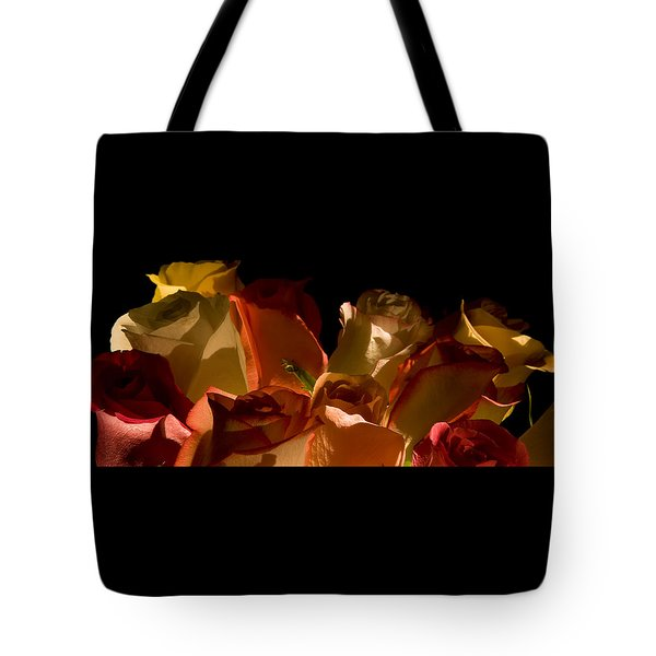 Bouquet Of Shadows Tote Bag