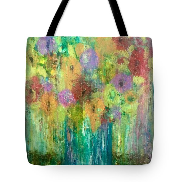 Bouquet Of Understanding Tote Bag