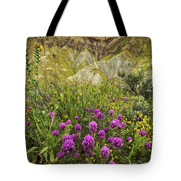 Tote Bag featuring the photograph Bouquet by Peter Tellone