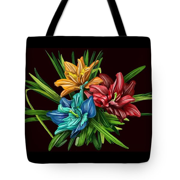 Bouquet#1 Tote Bag