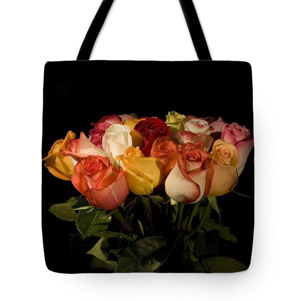 Bouquets Tote Bag