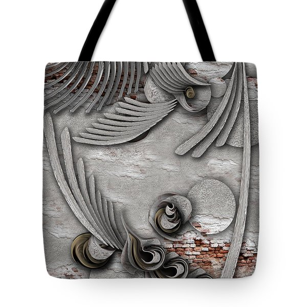 Bourgeoisie Creation Tote Bag
