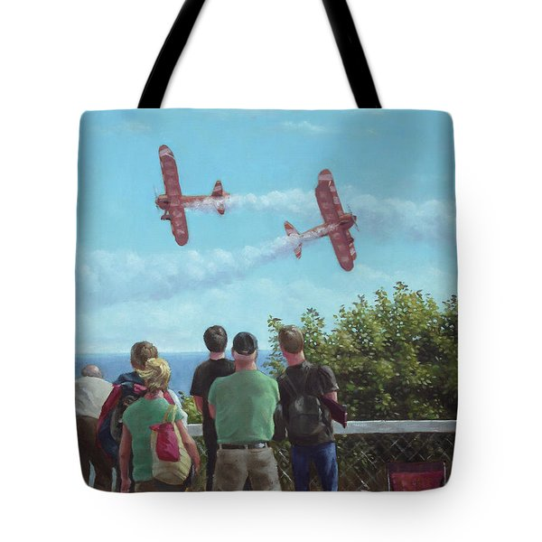 Bournemouth Air Festival Tote Bag