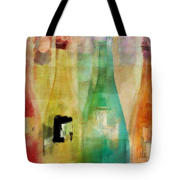 Bouteilles Tote Bag