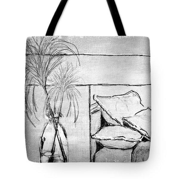 Spa Day Tote Bag by Barbara Andolsek