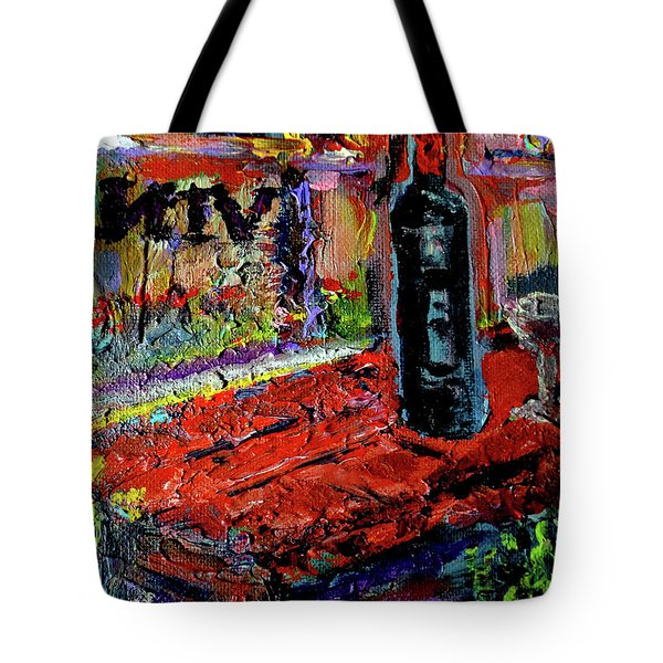 Boutique De Vins Francais 1 Tote Bag