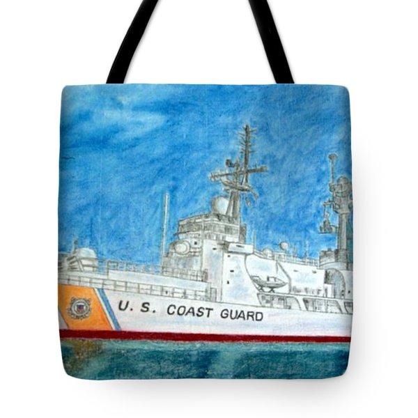 Boutwell-u.s.coast Guard 719 Tote Bag