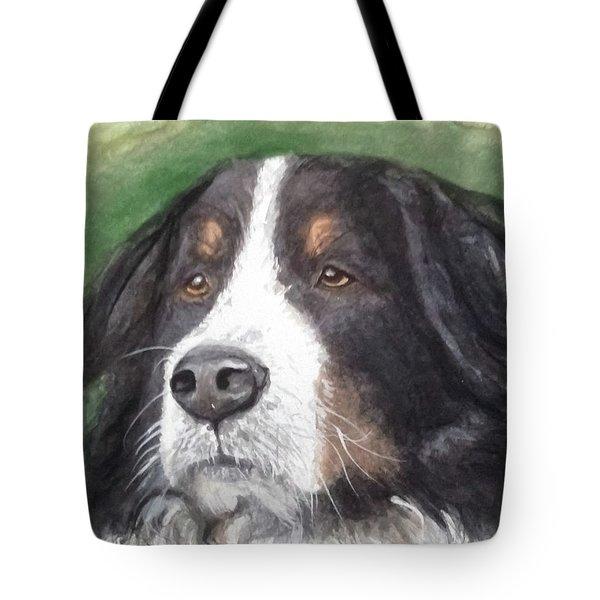 Bouvier Bernois Tote Bag
