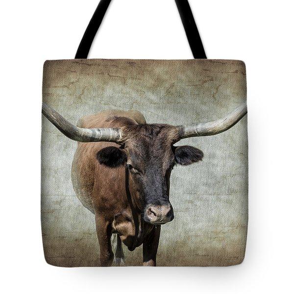 Bovine Tote Bag by Doug Long