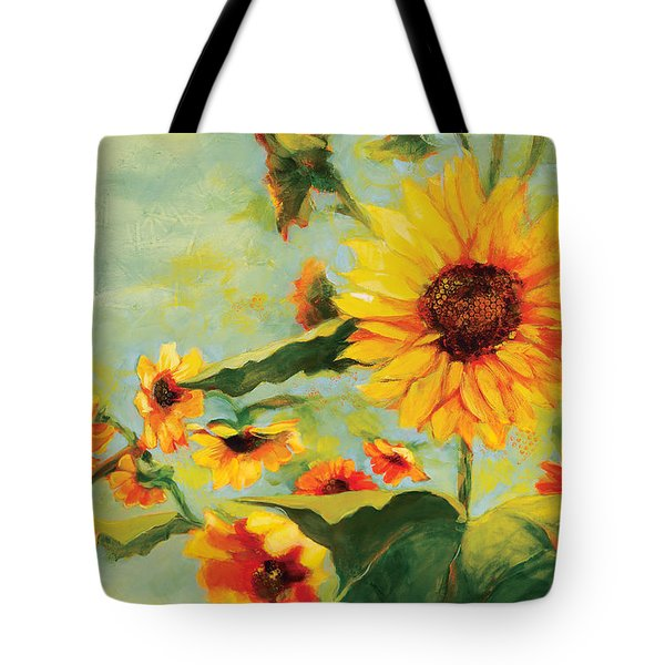 Bow Down Tote Bag by Jen Norton