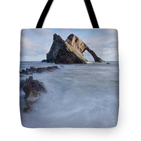 Bow Fiddle Rock Tote Bag