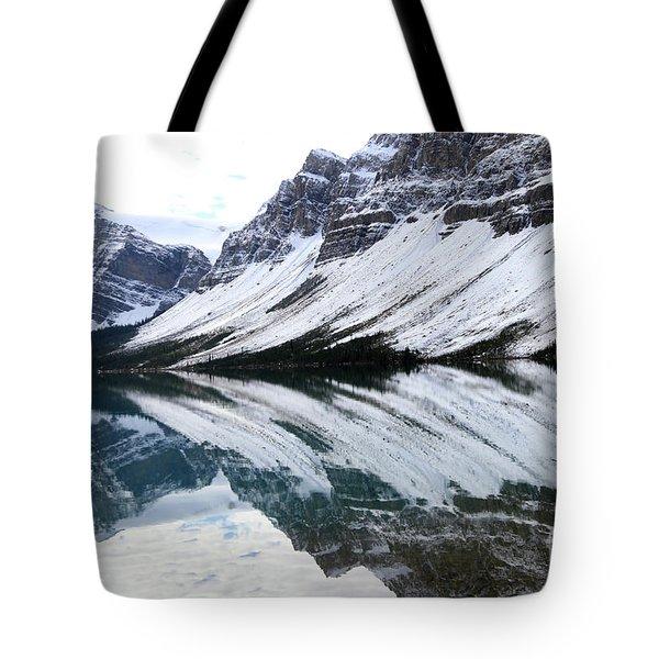Bow Lake Tote Bag