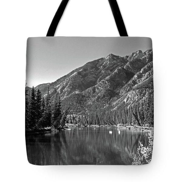Bow River No. 2-2 Tote Bag
