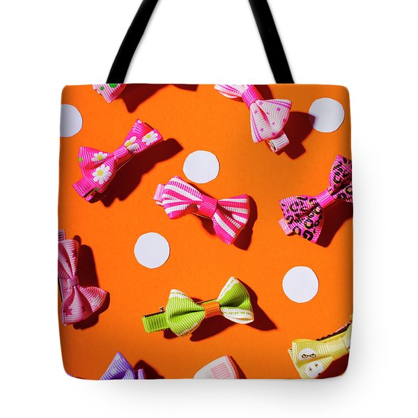Tote Bag featuring the photograph Bow Tie Party by Jorgo Photography - Wall Art Gallery