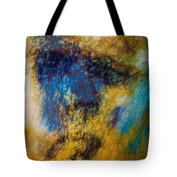 Tote Bag featuring the photograph Bowie by Randy Sylvia