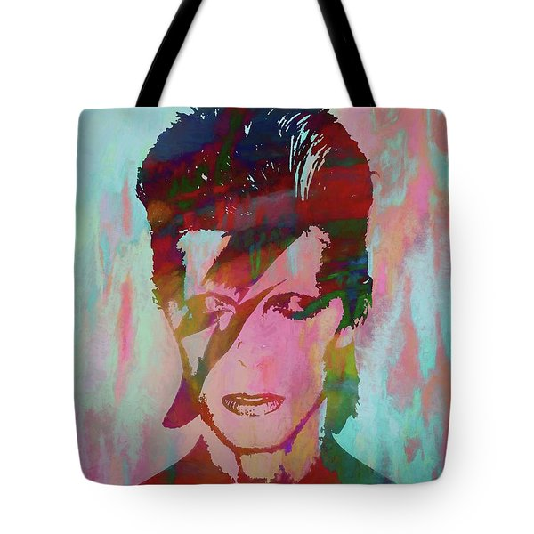 Bowie Reflection Tote Bag