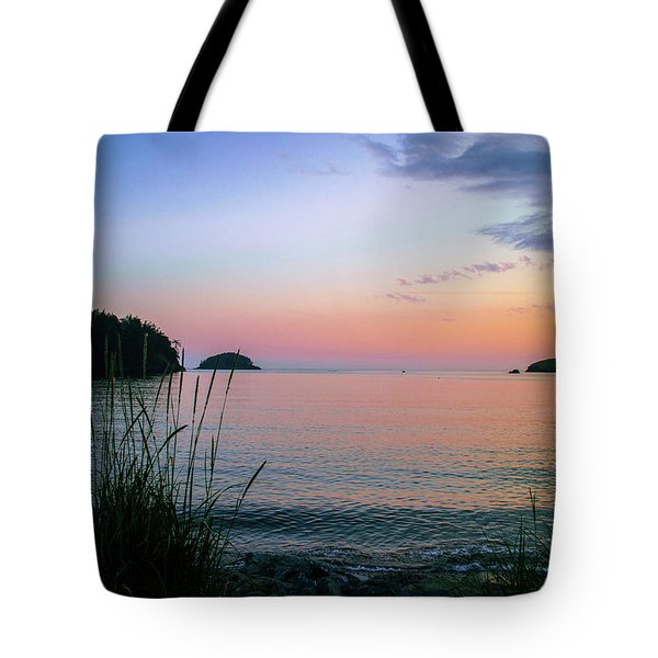 Bowman Bay Tote Bag