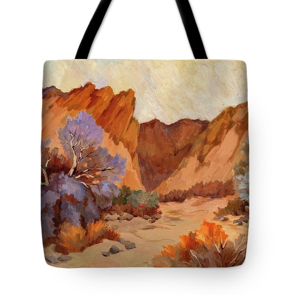 Box Canyon Tote Bag