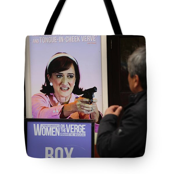 Box Office Tote Bag
