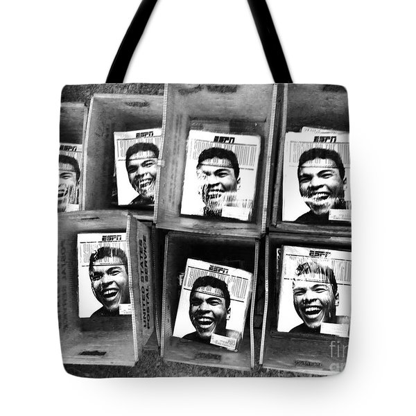 Boxers Boxes Tote Bag by WaLdEmAr BoRrErO