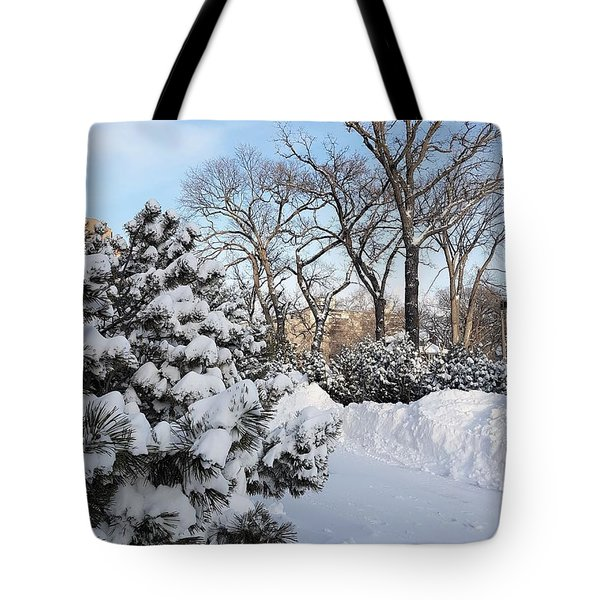 Boxing Day Tote Bag